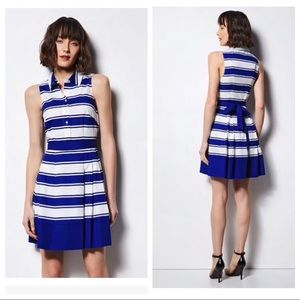MILLY Design Nation Sleeveless Striped Dress 8